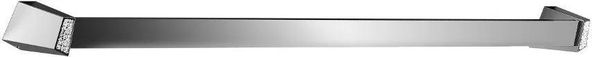 Soul Crystal 161898 držiak uterákov 750mm, chróm