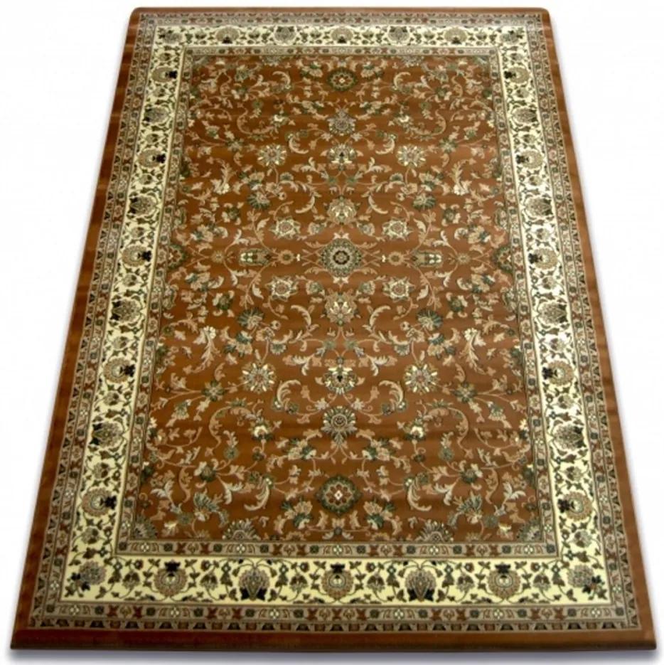 Kusový koberec Royal hnedý, Velikosti 200x400cm