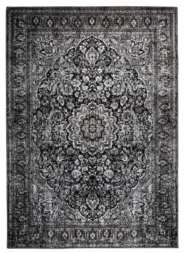 Koberec Chi black 160x230 cm White Label Living 6000080