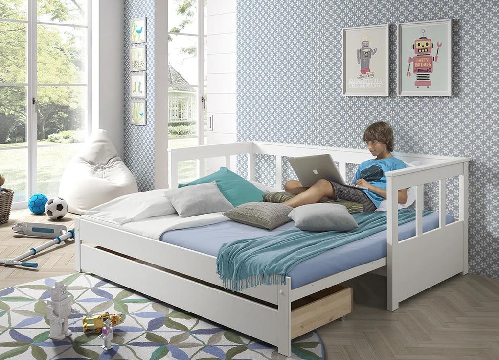 Detská posteľ VIPACK FURNITURE Pino