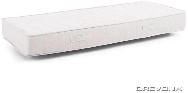 DREVONA Tvrdý antialergický matrac 90 x 200 HARD