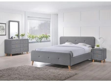 OSLO posteľ 140 x 200 cm