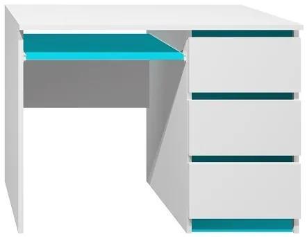 MAXMAX Písací stôl - CITY TYP A