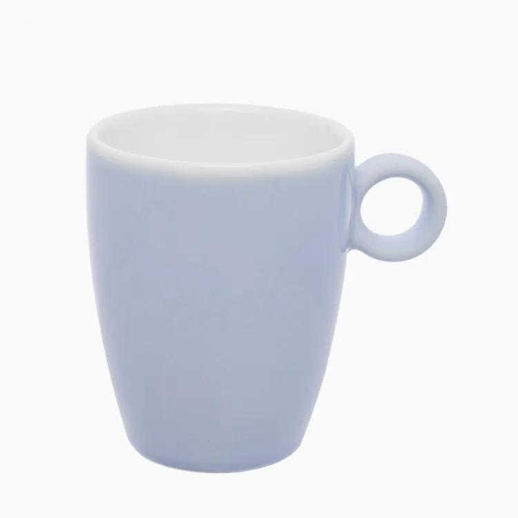 Lunasol - Kávová šálka vysoká bledomodrá 190 ml - RGB (451752)