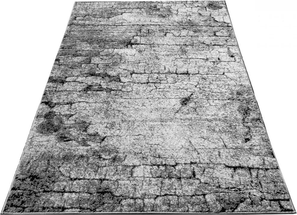 Kusový koberec Cliff šedý, Velikosti 120x170cm