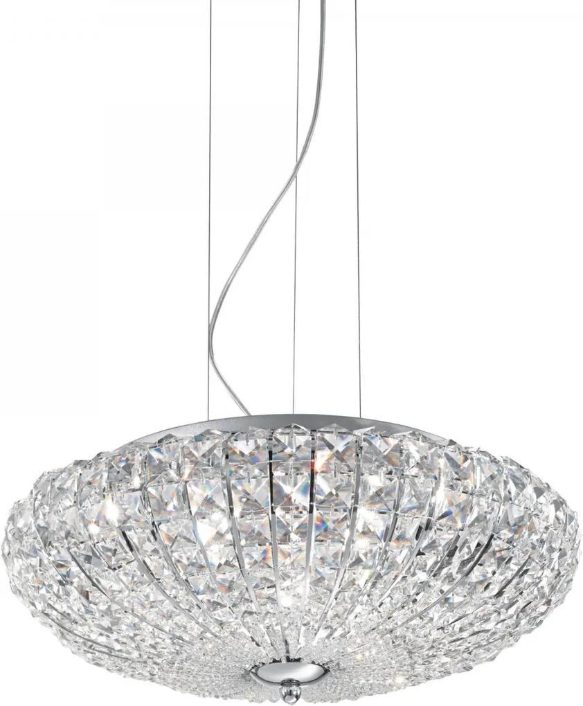 Ideal Lux 023328 luster Virgin 6x40W | G9