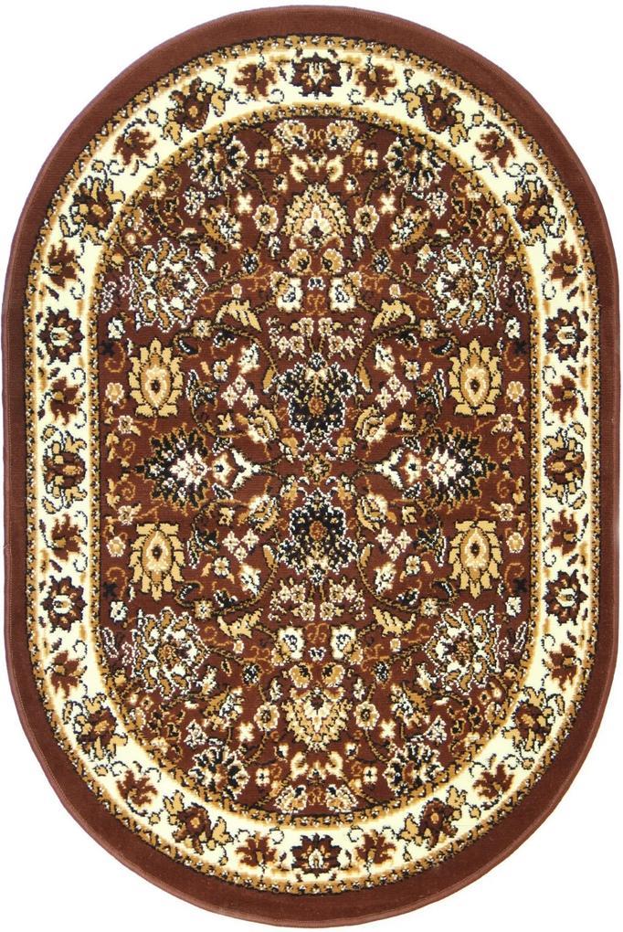 Sintelon koberce Kusový koberec Teheran Practica 59/DMD ovál - 160x230 cm