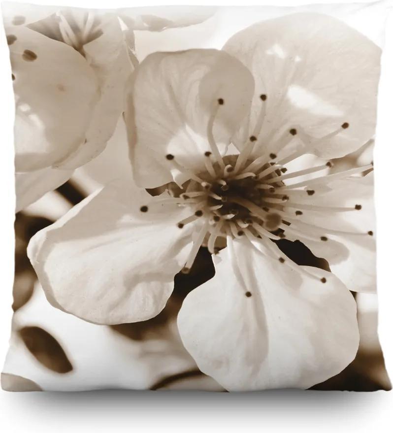 AG ART Vankúšik Blossom, 45 x 45 cm