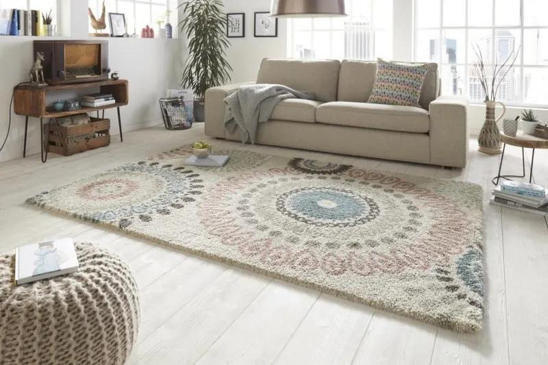 Mint Rugs - Hanse Home koberce Kusový koberec Allure 102755 creme - 200x290 cm