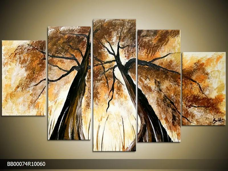 Maľovaný obraz - šírka 100cm