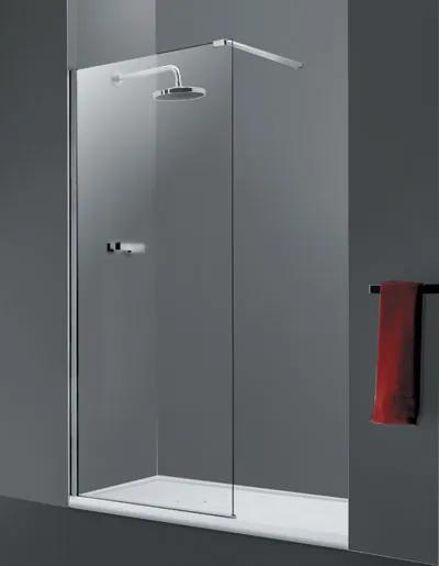 HOPA - Walk-in sprchový kout LAGOS - 130 × 195 (v) cm (BCLAGO13CC)