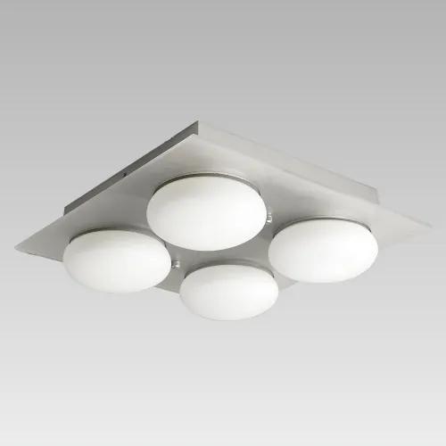 PREZENT 25099 CUSCO stropné kúpelňové svietidlo G9 4x33W IP44