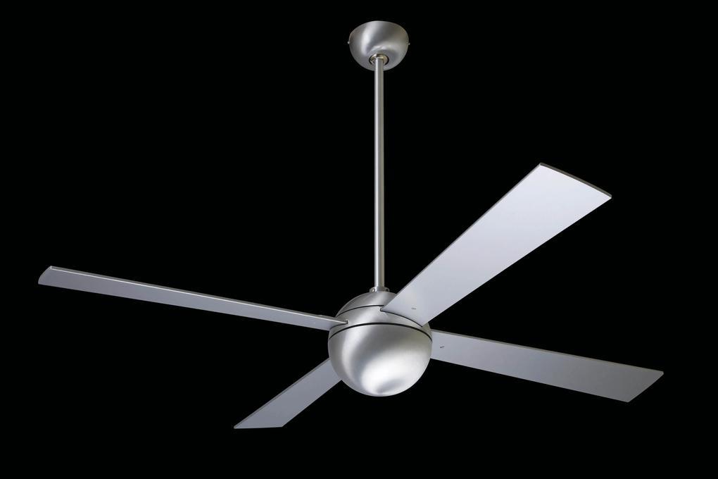 MODERN FAN EU BALL BAL-BA42MP650 42″ leštený hliník/javor Reverzný stropný ventilátor