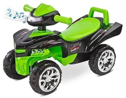 TOYZ | Toyz miniRaptor | Odrážadlo štvorkolka Toyz miniRaptor zelené | Zelená |