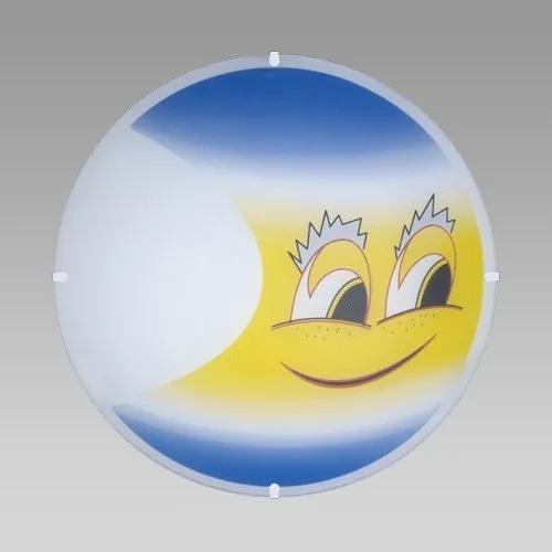 Prezent 1344 Face detské stropné svietidlo 2x60W