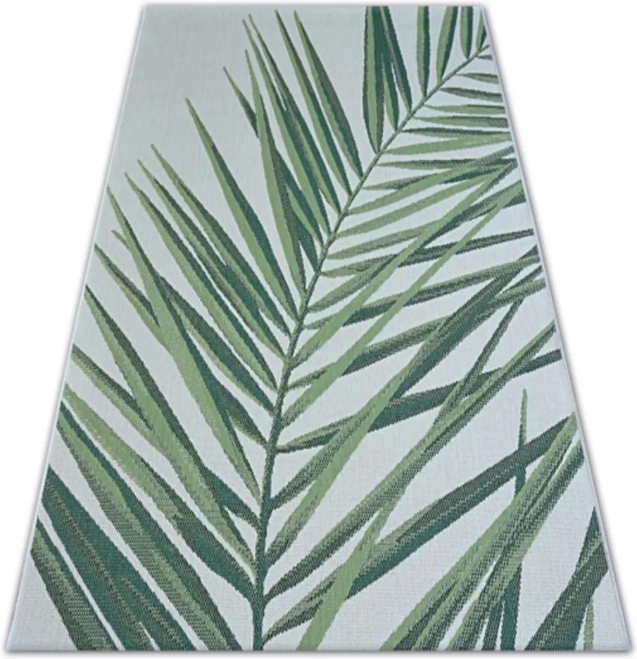 Kusový koberec List palmy zelený, Velikosti 200x290cm