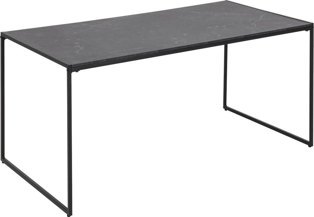 Dizajnový konferenčný stolík Ajay, 120 cm