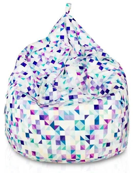 Sedací vak BAG Sako Design 3D - L
