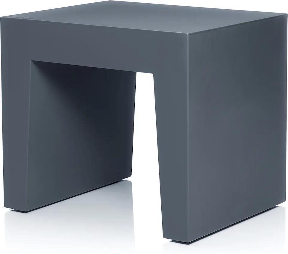 """Záhradné stoličky """"concrete seat"""", 9 variantov - Fatboy® Farba: anthracite"""