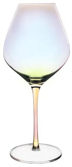Orion domáce potreby Poháre na červené víno LUSTER 0,65 l 2 ks