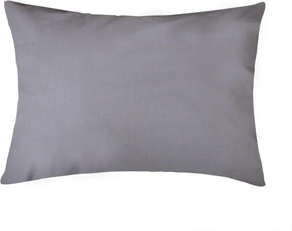XPOSE ® Povlak na polštář MICHAELA DUO - tmavě šedá/světle šedá 50x70 cm
