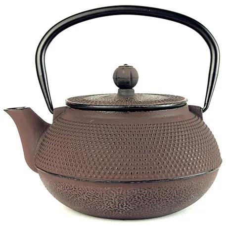 Liatinová kanvica na čaj Nyoko