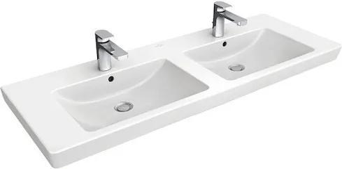 Umývadlo Villeroy & Boch Subway 2.0 130x47 cm 7175D0R1