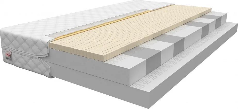 MAXMAX Detský matrac SPECIAL 160x90x14 cm - pena / latex