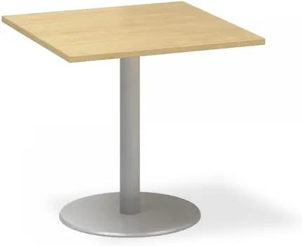 Konferenčný stôl ProOffice 80 x 80 x 74,2 cm divoká hruška
