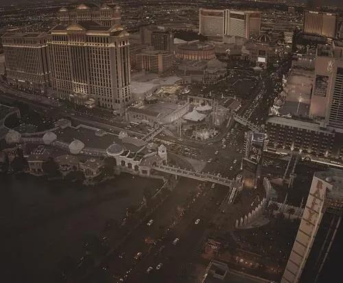 Luxusné vliesové fototapety, rozmer 325,5 cm x 270 cm, Las Vegas, P+S International CL16C
