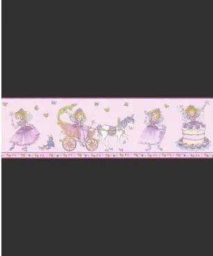 Rasch detská bordura 298901 17cmx5m