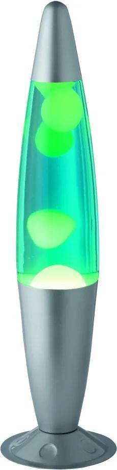 Trio R50071116 Lávové Lampy LAVA kov incl. 1 x G4, 35W, 2700K, 325Lm 600lm 2700K IP20