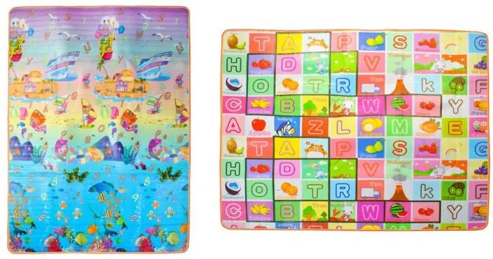 ISO Hracia podložka pre deti 180x150x1 cm, 7872