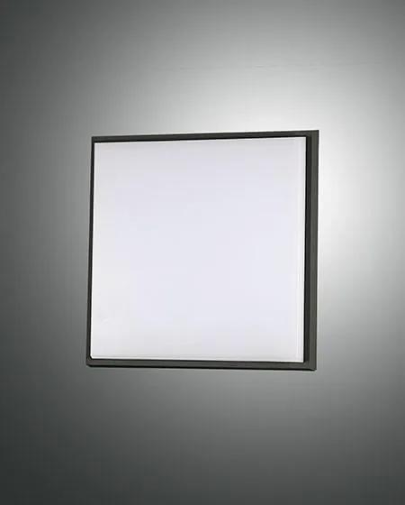Vonkajšie stropné svietidlo FABAS DESDY LED BLACK 3314-69-101