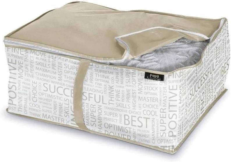 Úložný box Domopak Urban, 25 × 45 cm