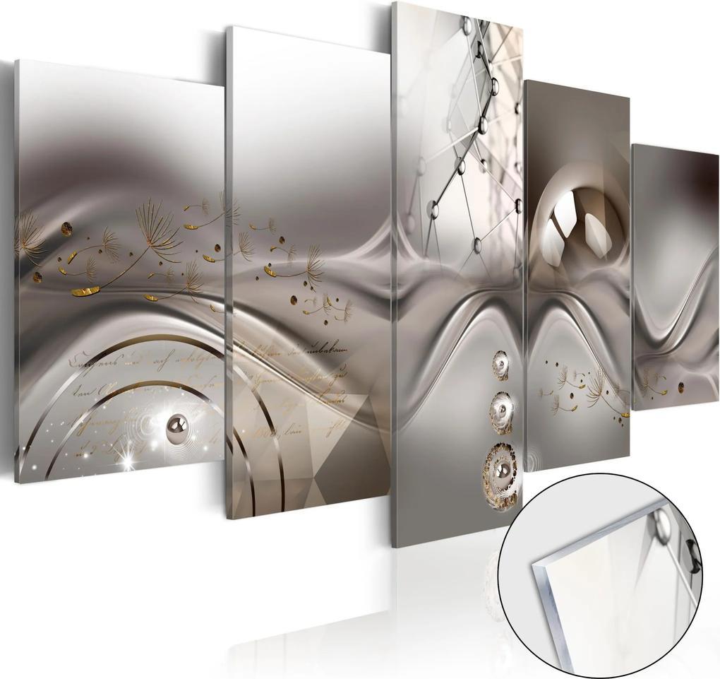 Obraz na akrylátovom skle - Majesty of the Symmetry [Glass] 100x50