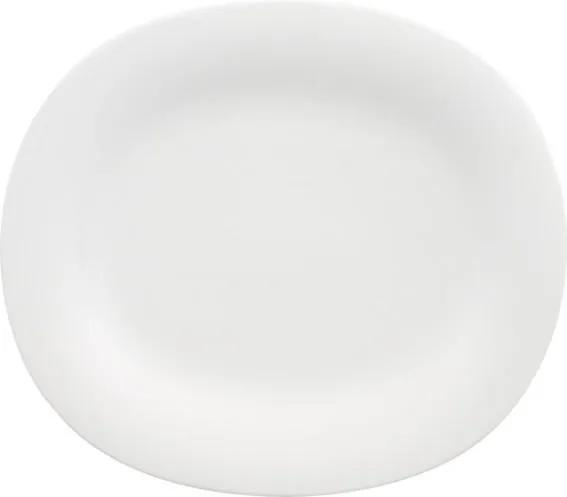 Oválny plytký tanier 29 x 25 cm New Cottage Basic