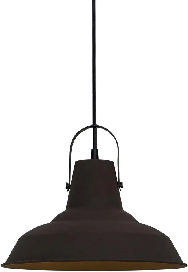 ANDY 30 | dizajnové závesné svietidlo s kovovým tienidlom