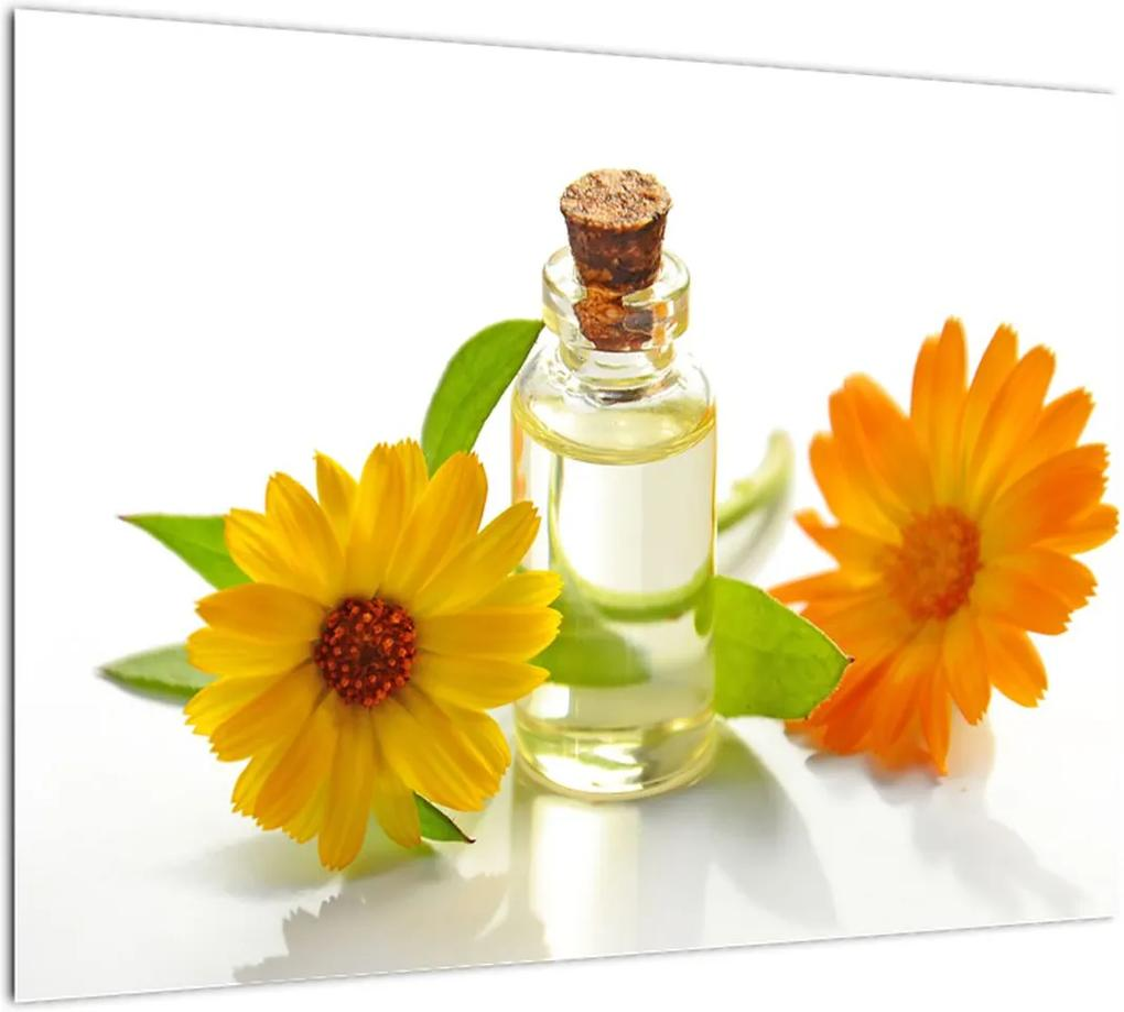 Obraz kvetinového oleja (70x50 cm), 40 ďalších rozmerov