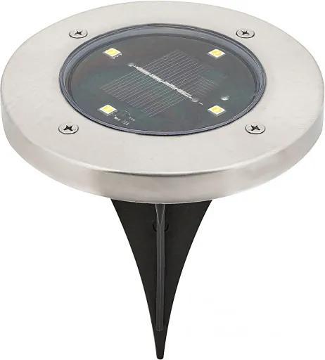 Rábalux 7975 Vonkajšie Stojanové Svietidlá Zápustné Dannet  kov LED 0,24W 4lm 3000K IP44