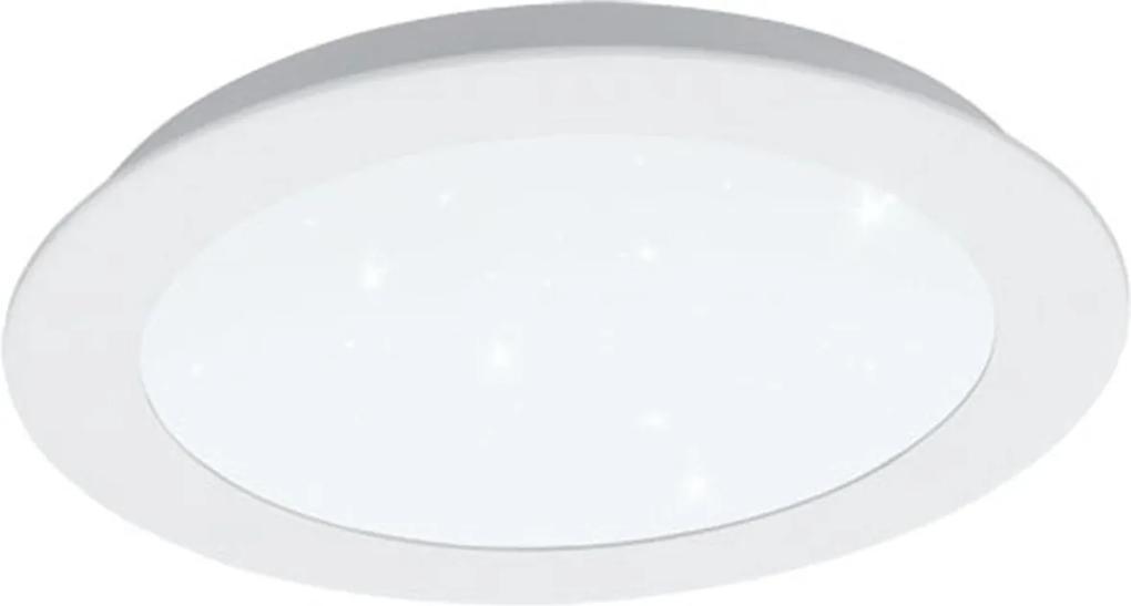 Zápustné - podhľadové svietidlo EGLO FIOBBO LED biela 97593