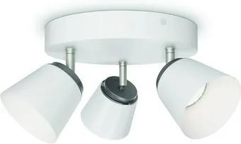 Philips 53343/31/16 Dender spot biele 3x4W 230V