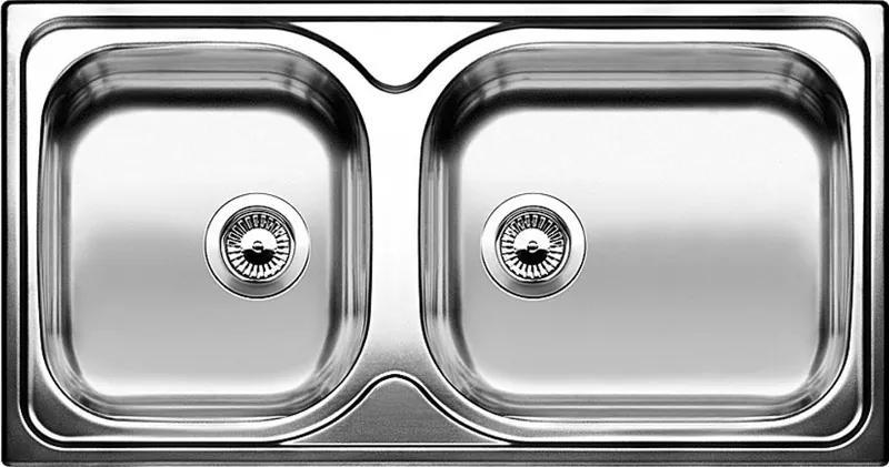 Nerezový kuchynský drez - Blanco TIPO XL 9 nerez kartáčovaný 511926