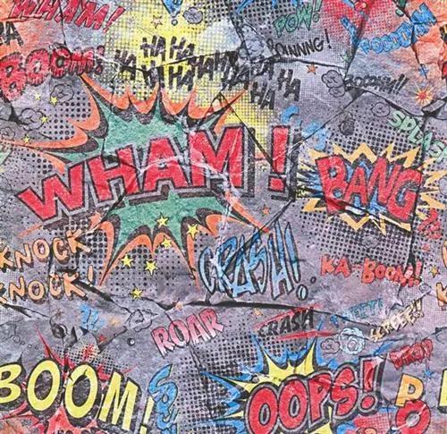 Papierové tapety na stenu It's Me 0558810, rozmer 10,05 m x 0,53 m, P+S International