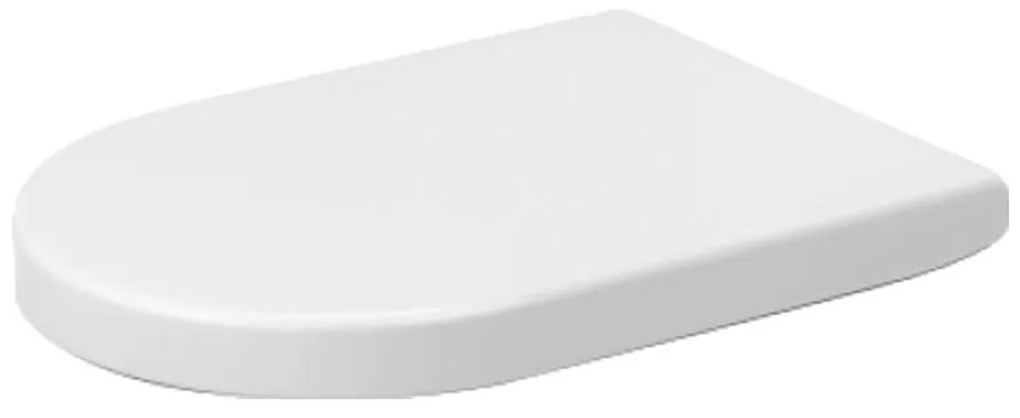 Duravit Darling New - WC sedátko, biele 0063390000