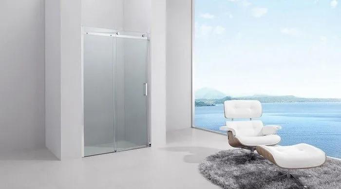 MAXMAX Sprchové dvere NIXON 140 cm