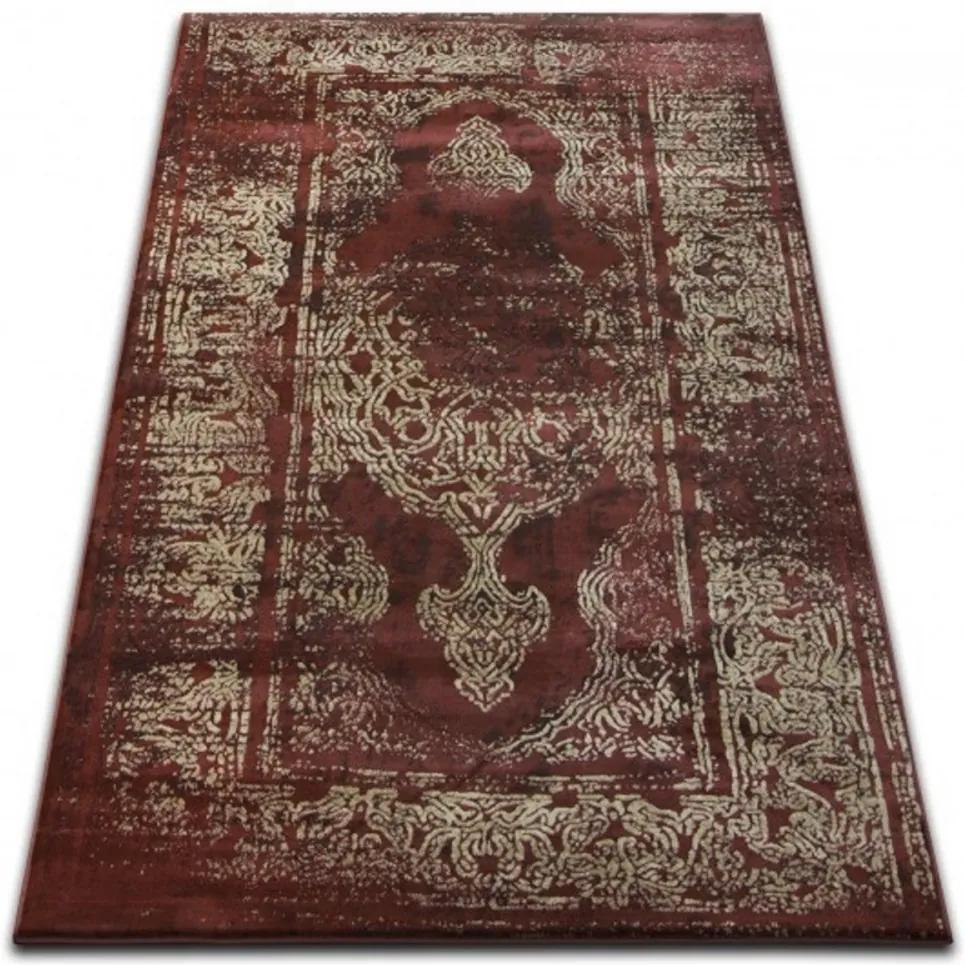 Kusový koberec Sven červený, Velikosti 160x220cm