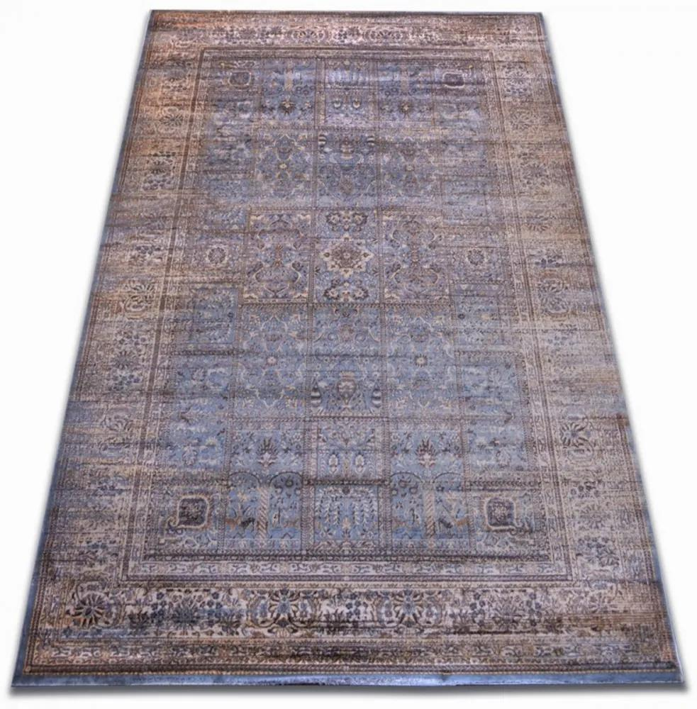 Kusový kusový koberec Kimi modrý, Velikosti 240x350cm