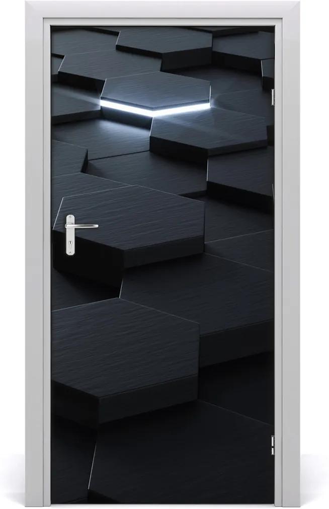 Samolepiace fototapety na dvere  abstrakcie
