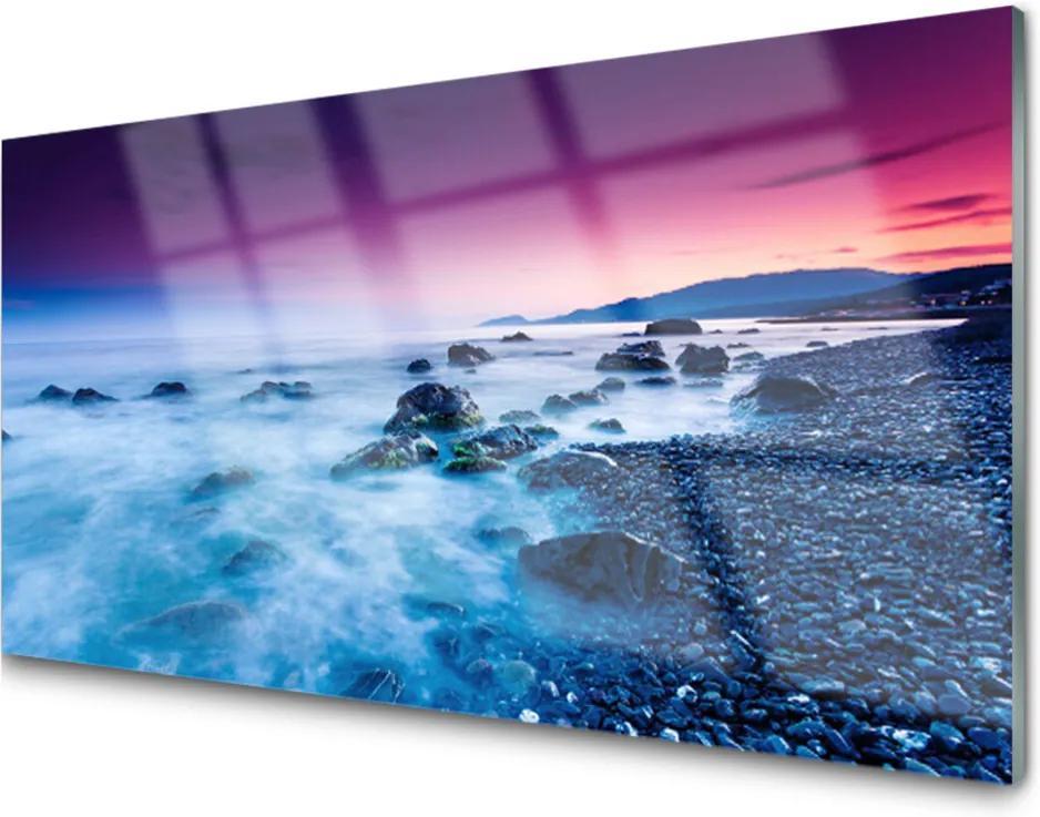 Obraz na akrylátovom skle Oceán Pláž Príroda